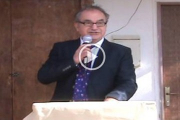 Ivan Green speech – Stone laying ceremony for Tfahot Bet Midrash